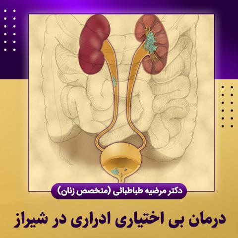درمان بی اختیاری ادراری در شیراز